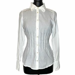 Free People Cottagecore Long Sleeve Button Down